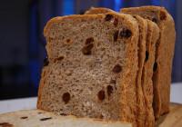pan integral de pasas