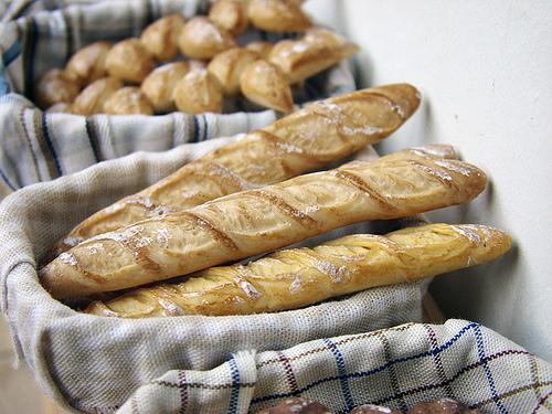 Cómo Hacer Pan Canilla O Baguette Como Hacer Pan
